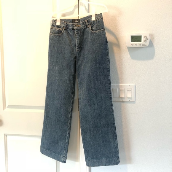 A.P.C. Denim - APC Sailor Jeans size 27 new without tag